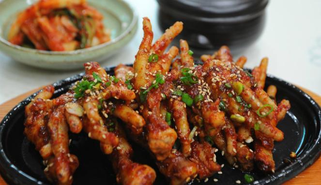 cara masak kaki ayam, cara bersihkan kaki ayam, menu kaki ayam ,resepi kaki ayam, khasiat kaki ayam