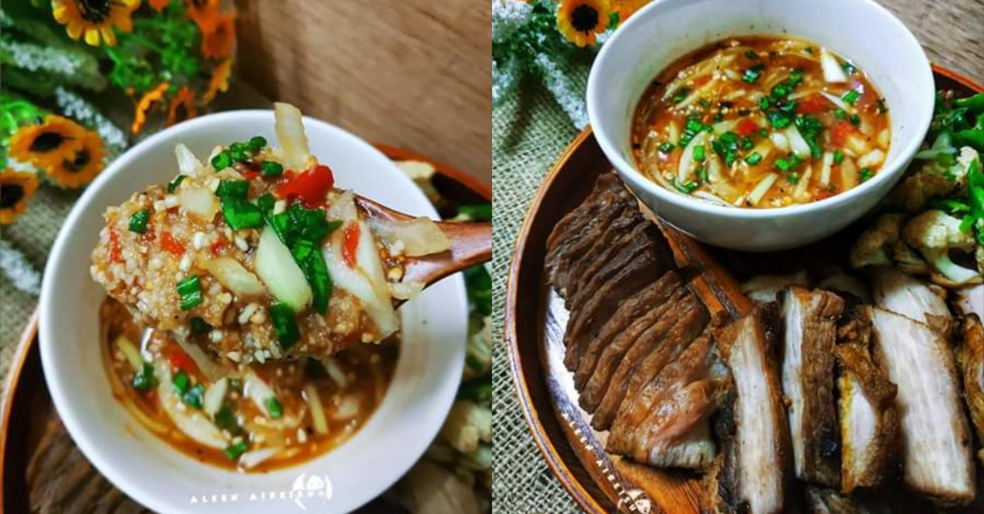 Resepi Daging Bakar dengan Sambal Pencicah ala Dannok Thai ...