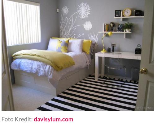 Memandangkan Bilik Tidur Anda Tidak Luas Jangan Letak Terlalu Banyak Sangat Kelengkapan Perabot Sehingga R Untuk Bergerak